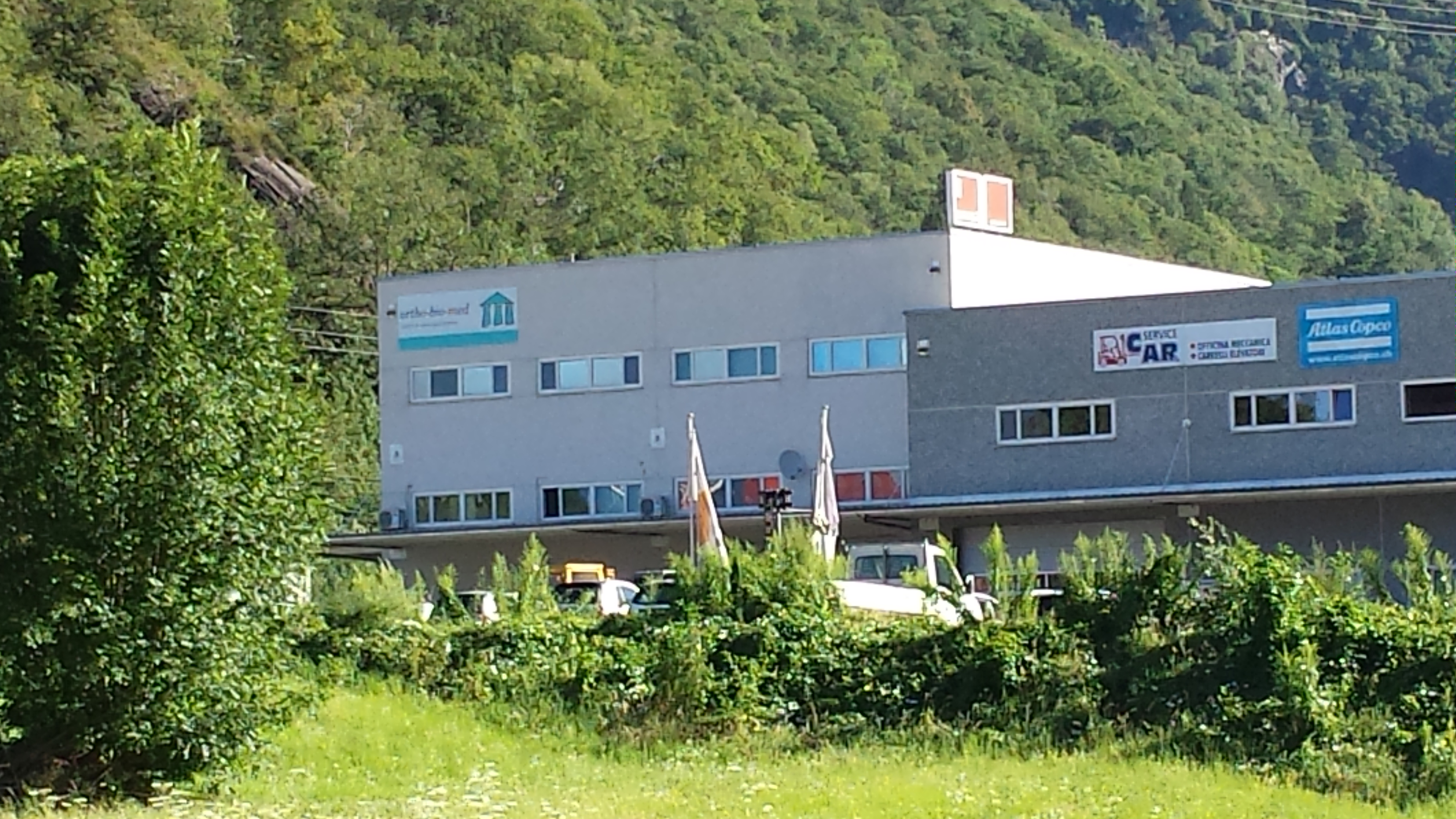 Ortho-Bio-Med in Roveredo-Schweiz