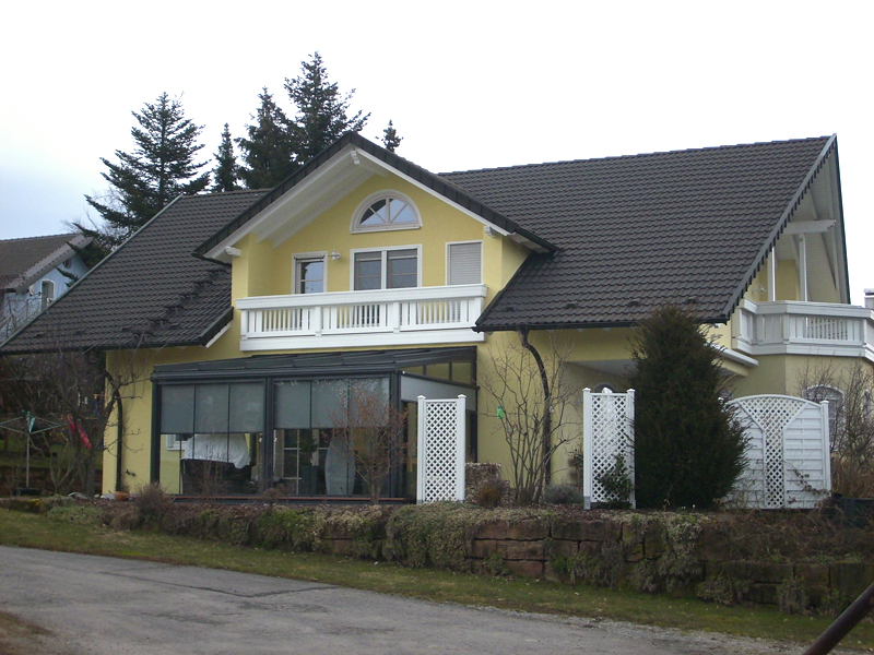 Einfamilienhaus in Limbach