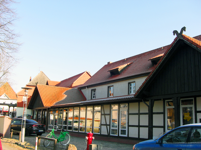 Wohnung in Mehrfamilienhaus in Gifhorn